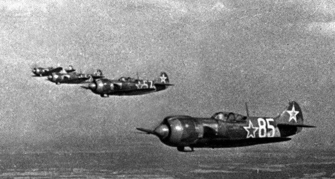26 мая 1944 года воздушный бой 24 Ла-5 против 54 бомбардировщиков Ju-87