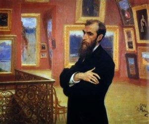 28 мая 1893 года торжественное открытие Третьяковской галереи