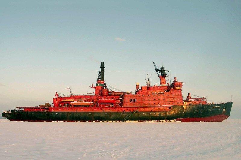 3 июня 1971 года на Балтийском заводе заложен атомный ледокол