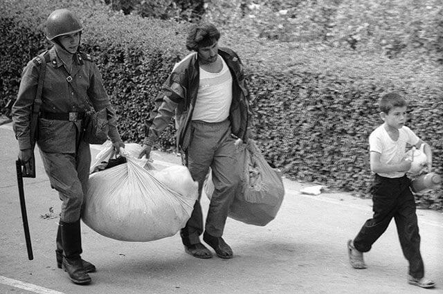 3 июня 1989 года начались трагические события в Узбекской ССР