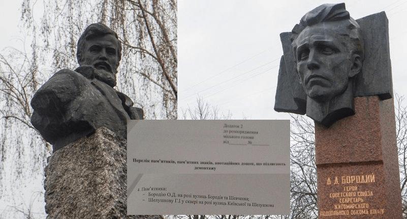 30 мая 1943 года после жестоких пыток в застенках гестапо казнены руководители житомирского подполья Г. Шелушков и А. Бородий