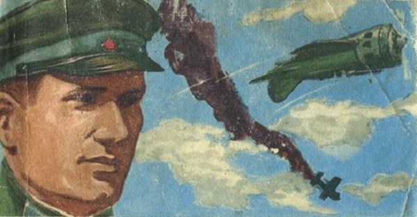 31 мая 1938 года, воюя добровольцем в Китае, летчик Антон Алексеевич Губенко таранил винтом японский истребитель, а сам совершил посадку