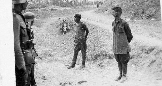 6 июня 1941 года, за 16 дней до начала войны Германии