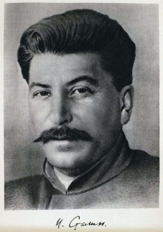 6 мая 1941 года Указом Президиума Верховного Совета СССР Иосиф Виссарионович Сталин