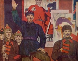 7 июня 1918 года в Советской России прошёл первый съезд красных военных комиссаров