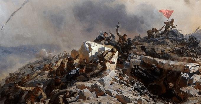 7 мая 1944 года началось освобождение Севастополя