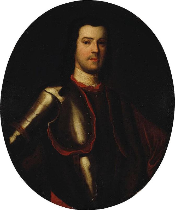 Антон Мануилович Девиер, сподвижник Петра I, генерал-адъютант, первый генерал-полицмейстер Санкт-Петербурга