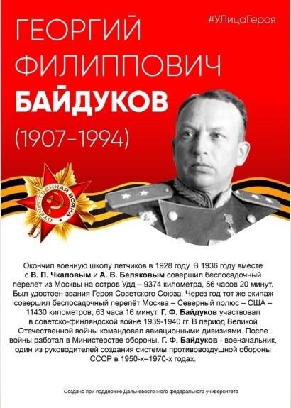 Георгий Филиппович Байдуков
