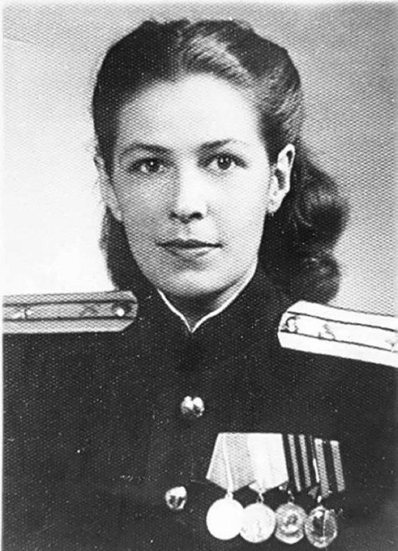 Карбышева Елена Дмитриевна