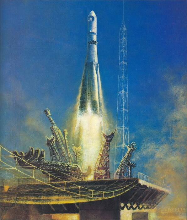 Космодром Байконур - колыбель космонавтики