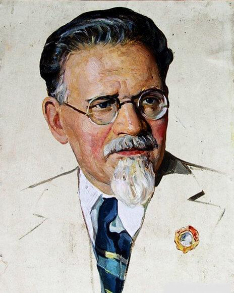 3 июня 1946 года умер Михаил Иванович Калинин