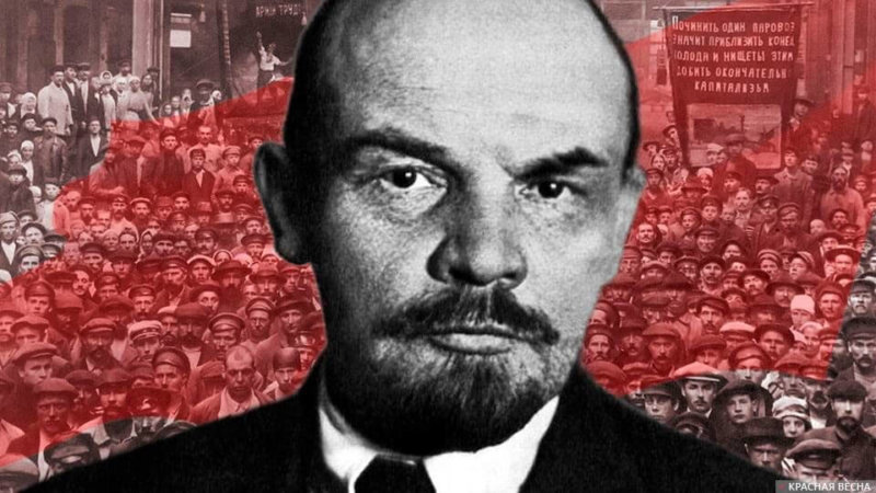 Открытие Центрального музея В. И. Ленина в Москве
