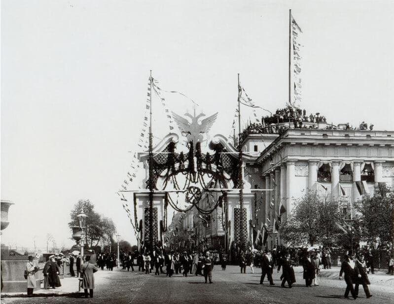 Празднование 200-летия Петербурга