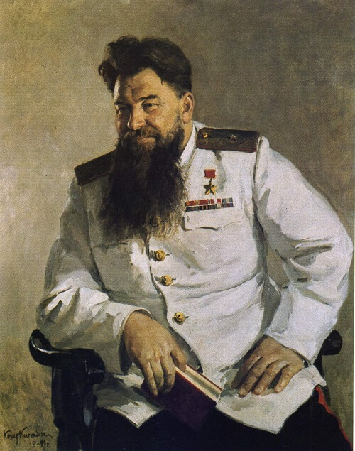 Пётр Петрович Вершигора