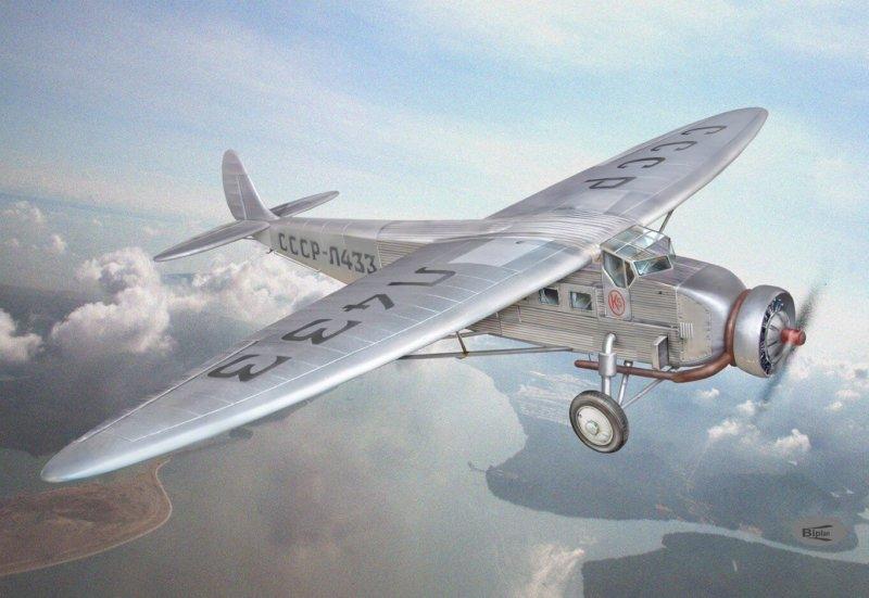 Транспортно-пассажирский самолет Калинин-5 (К-5)