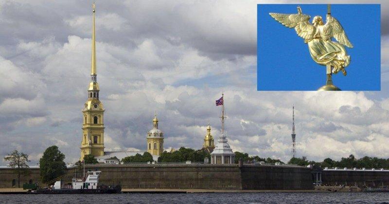 10 июня 1712 года в Санкт-Петербурге заложен каменный Петропавловский собор