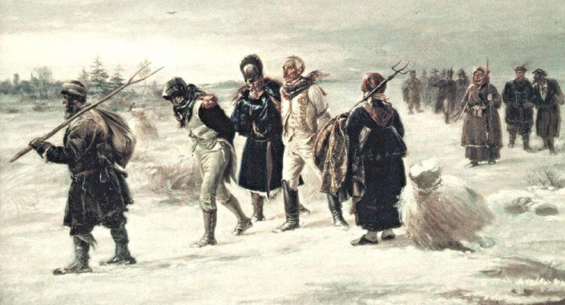 10 июня 1807 года во время войны с Францией