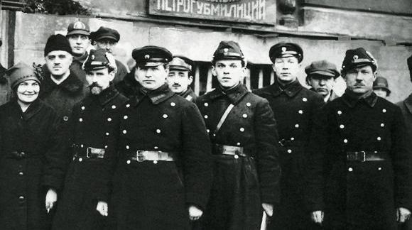 10 июня 1920 года первое Положение о рабоче-крестьянской милиции