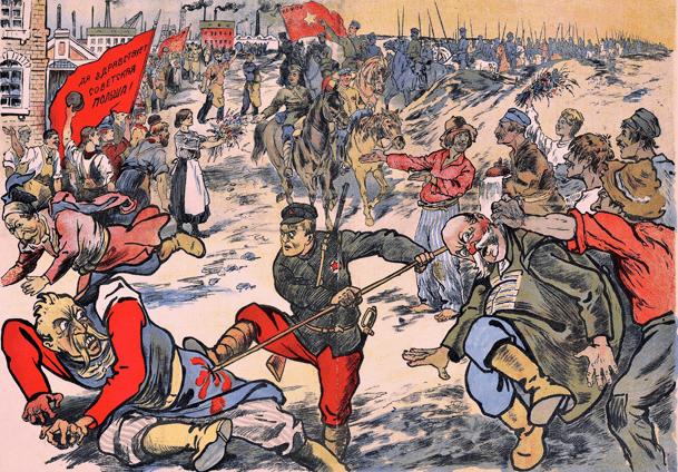 10 июня 1920 года под напором Красной Армии польские войска оставили Киев