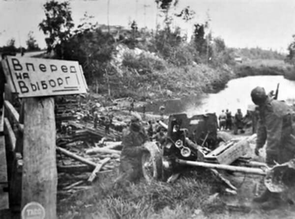 10 июня 1944 года началась Выборгско-Петрозаводская операция – завершающая операция битвы за Ленинград.