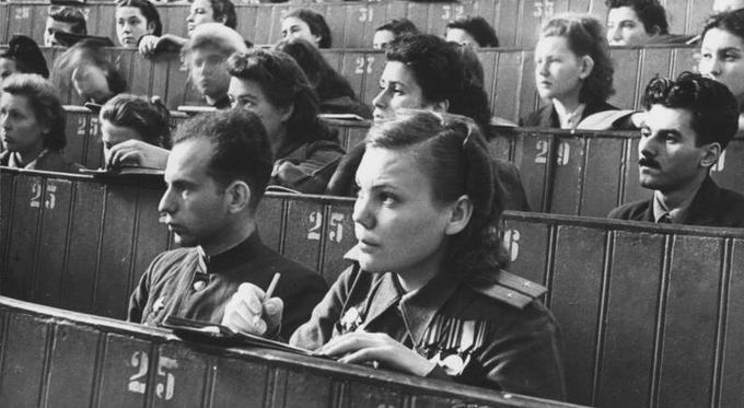 13 июня 1945 года введены льготы для участников Великой Отечественной войны