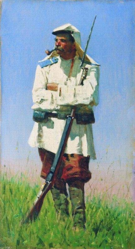 14 июня 1868 года во время Бухарского похода русский отряд генерал-лейтенанта К.П. Кауфмана