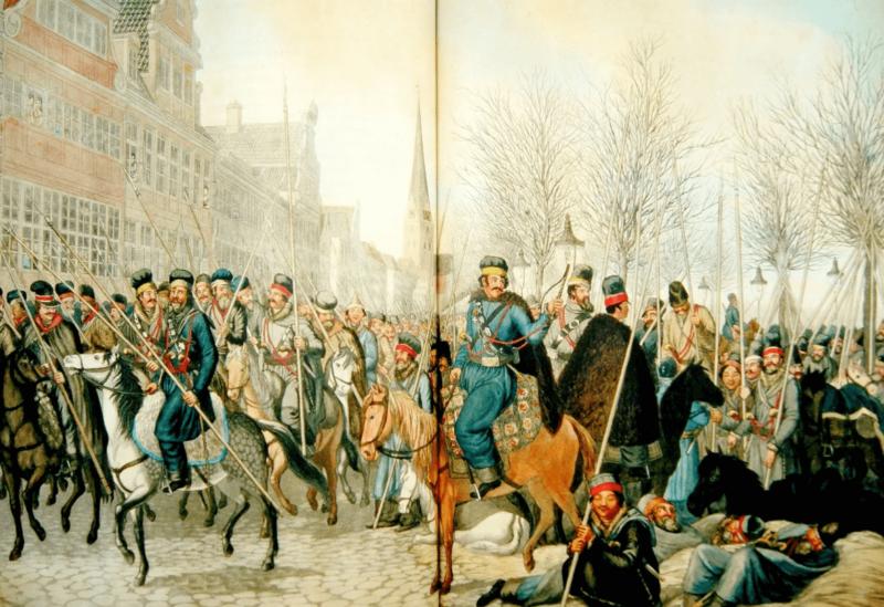 15 июня 1813 года состоялась Рейхенбахская конвенция между Россией и Великобританией