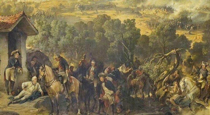 17 июня 1799 года в ходе Итальянского похода русской армии (1799) началось встречное сражение на реке Треббия между русско-австрийскими войсками союзных армий