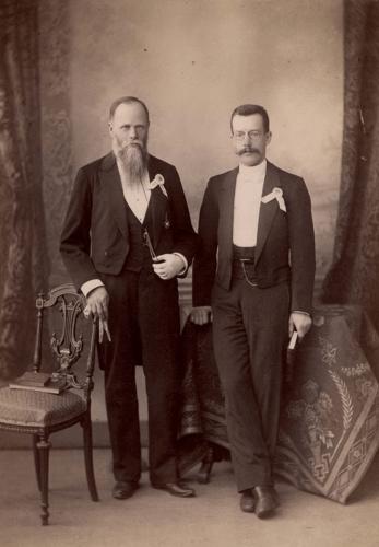 1884 - В Петербурге, Василию Ивановичу Клочкову выдано разрешение на производство книжной торговли.