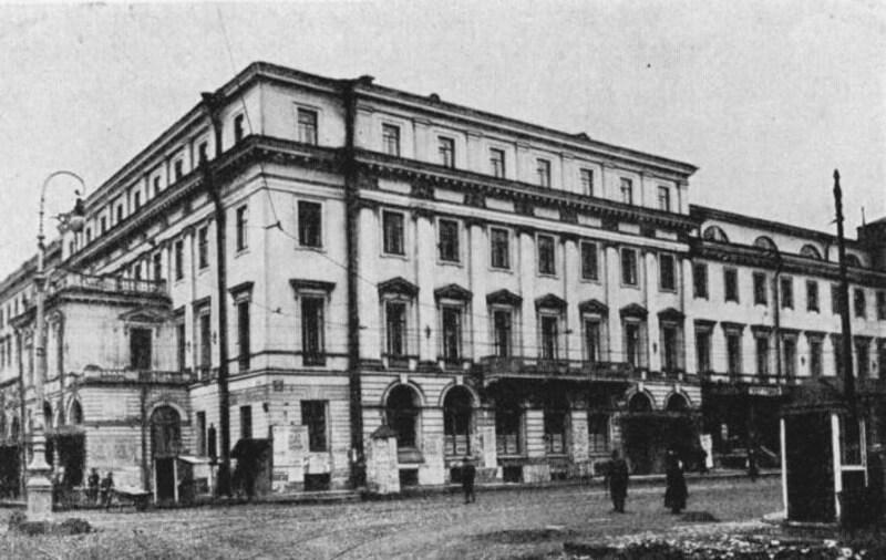 1921 - В Петрограде в бывшем зале Дворянского собрания прошло торжественное открытие Государственной филармонии