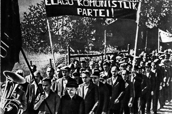 1940 - 15—21 июня 1940 года - свержение фашистских диктатур