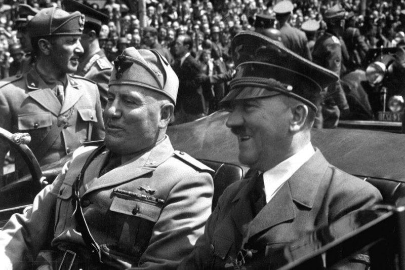 1940 - Италия вступила во Вторую мировую войну на стороне Германии