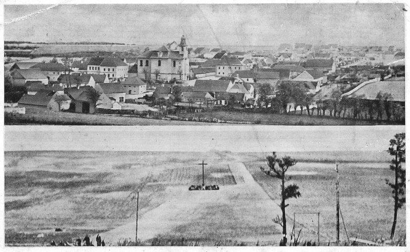 1942 - Немецкими оккупационными войсками была стёрта с лица земли чешская деревня Лидице