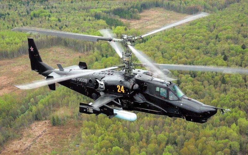 1982 - Поднялся в воздух опытный образец боевого вертолета
