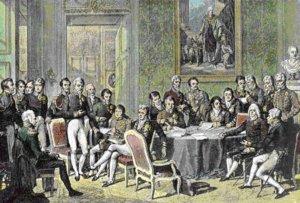 9 июня 1815 года представители России, Франции, Англии, Пруссии, Австрии, Швеции, Испании и Португалии подписали генеральный акт Венского конгресса, завершившего эпоху наполеоновских войн в Европе
