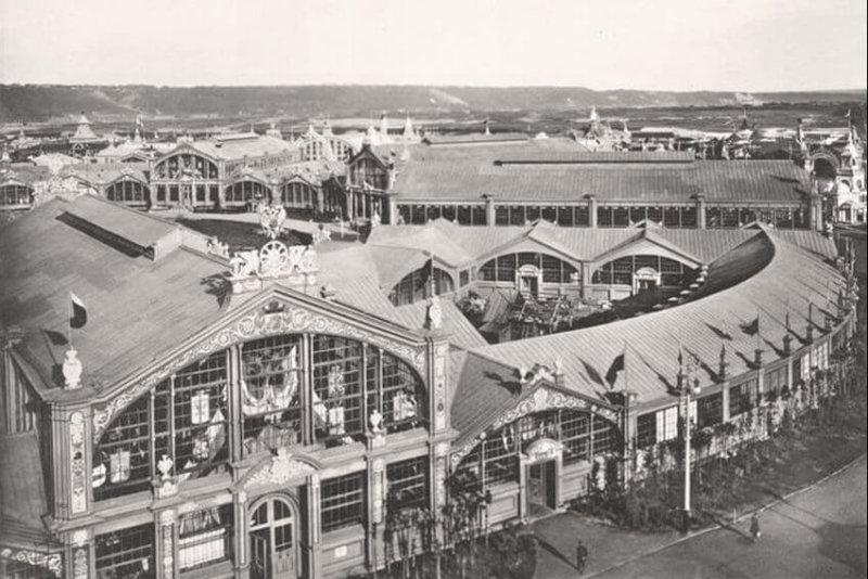9 июня 1896 года состоялось торжественное открытие Всероссийской выставки в Нижнем Новгороде