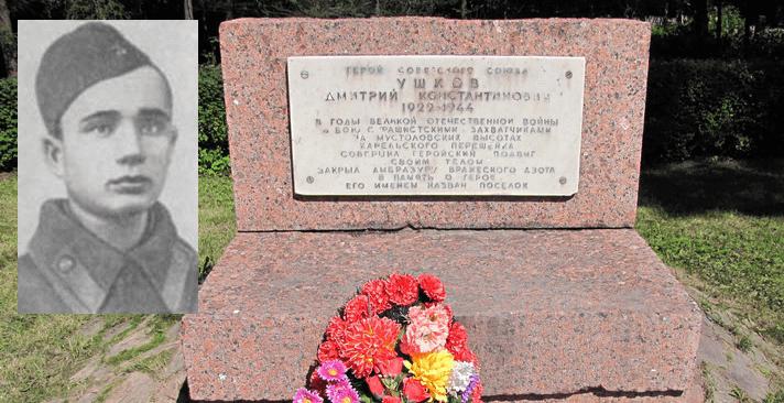 Дмитрий Константинович Ушков