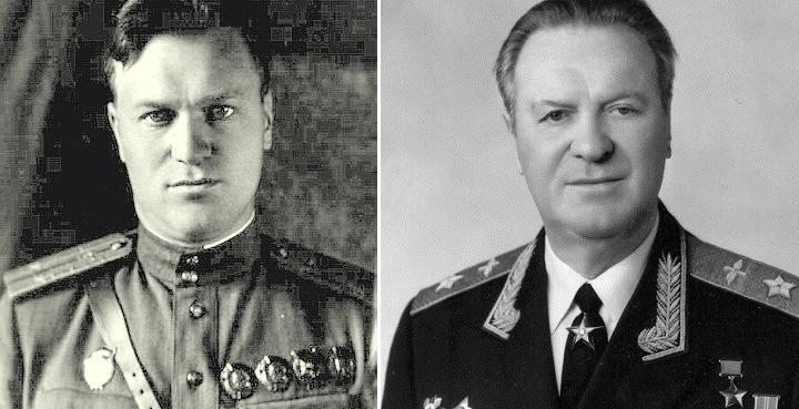 Георгий Васильевич Зимин
