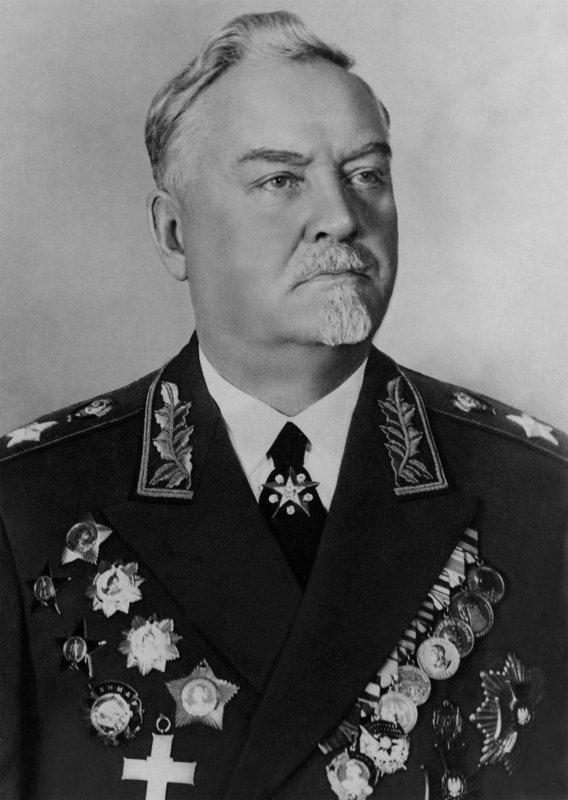 Н.А. Булганин