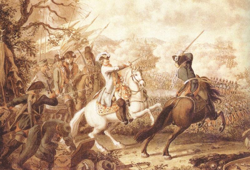 1 августа 1770 года во время русско-турецкой войны