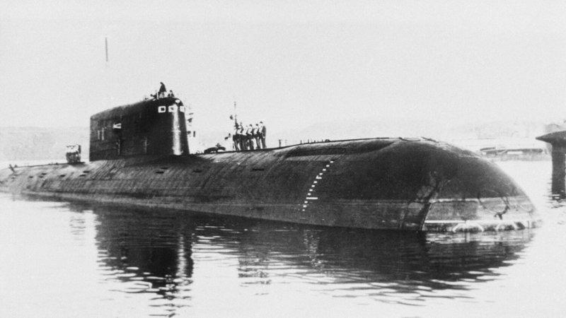 1 августа 1984 года в состав Северного флота включена опытная титановая глубоководная атомная подводная лодка проекта 685