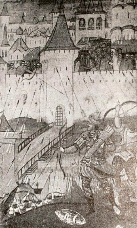 16 июля 1611 года из-за предательства и отхода московского воеводы Бутурлина со своим отрядом, шведы оккупировали Новгород