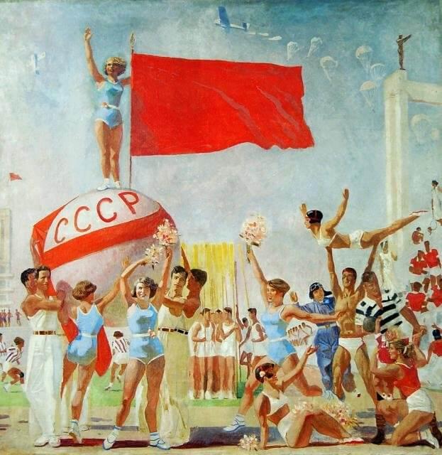 16 июля 1939 года установлен Всесоюзный день физкультурника (празднуется 18 июля)