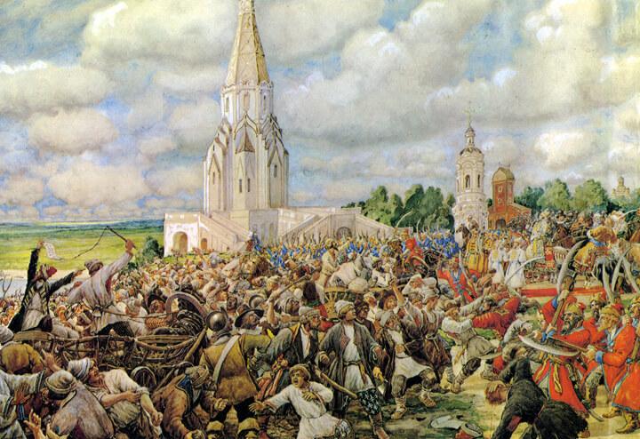 1662 - Во время русско-польской войны