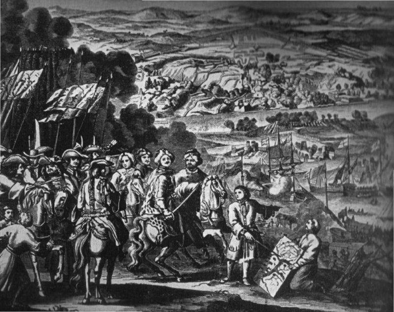 1700 - В Константинополе Емельян Украинцев и великий визирь турецкого султана Николай Маврокордато обменялись текстами трактата о перемирии между Россией и Оттоманской Портой