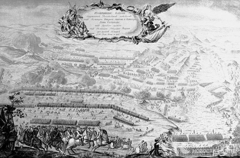 1759 - Во время Семилетней войны