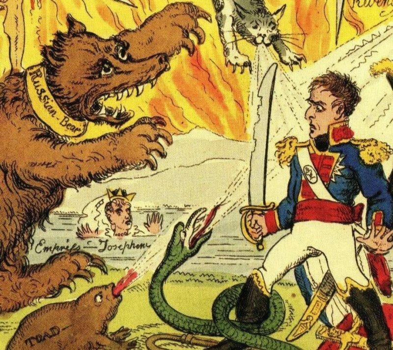 18 июля 1812 года в Эребру (Швеция) Россия и Британия заключили мирный договор,