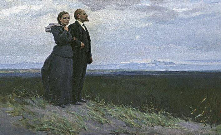 1898 - В Шушенском проходит свадьба Владимира Ильича Ленина и Надежды Константиновны Крупской