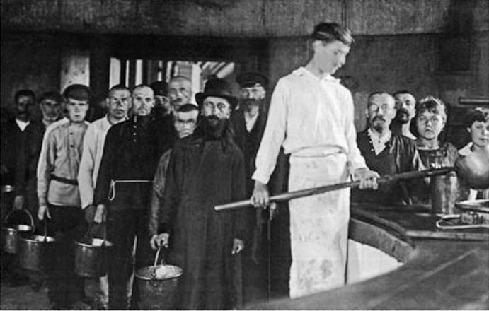 1918 - В Советской России вступила в силу