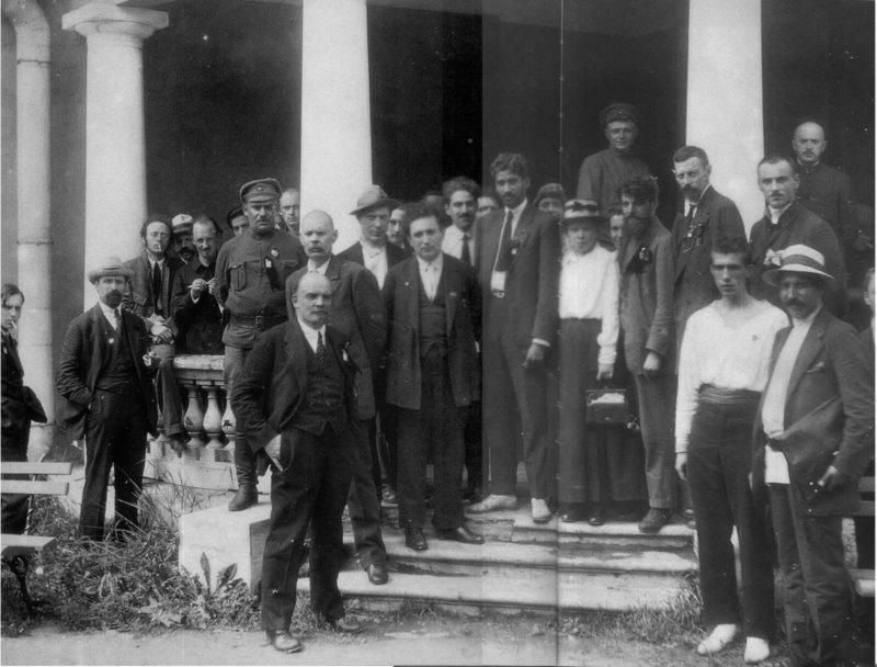 1920 - Открыт II Конгресс Коминтерна.